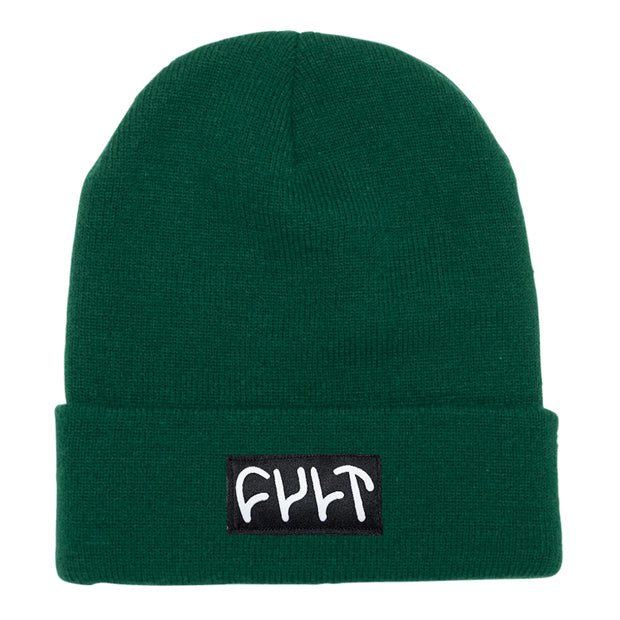 Witness Beanie / green