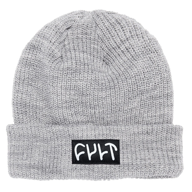 Witness Beanie / light grey