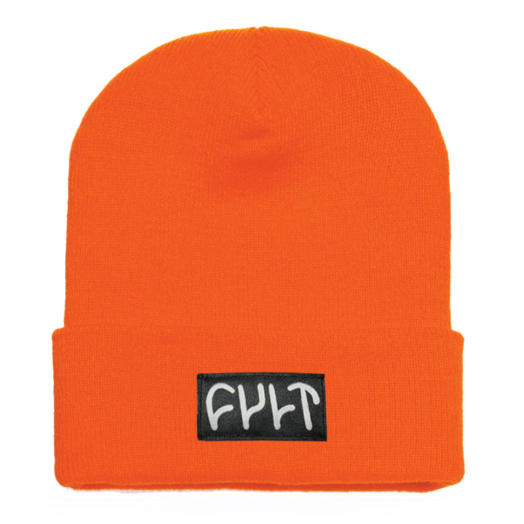 Witness Beanie / orange