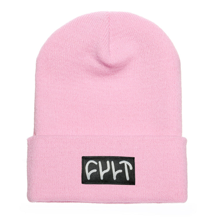 Witness Beanie / rose pink