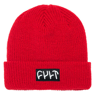 Witness Beanie / red