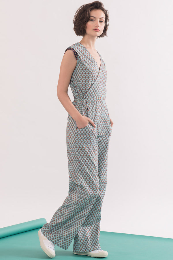 Motherwell Jumpsuit