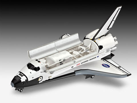 Revell Germany Space 1/144 Atlantis Space Shuttle Kit