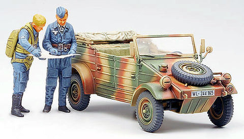 Tamiya Military 1/48 Type 82 Kubelwagen Kit