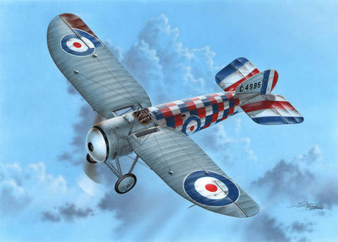 Special Hobby Aircraft 1/32 Bristol M 1C Checkers & Stripes Fighter Kit