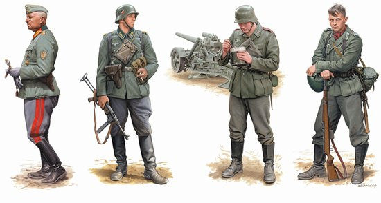 Dragon Military Models 1/35 Conquerors of Sevastopol Crimea 1941-42 (4) Kit