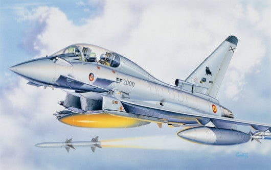 Italeri Aircraft 1/72 Eurofighter Aircraft Kit