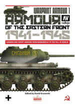 Vallejo Books - Warpaint Armour 1: Armour of the Eastern Front 1941-1945 Book