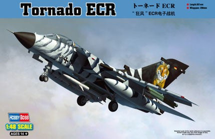 HOBBY BOSS AIRCRAFT 1/48 TORNADO ECR KIT