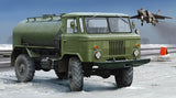 Trumpeter Military Models 1/35 Russian GAZ66 Military Oil Tanker Truck Kit