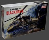 Minicraft Model Aircraft 1/48 UH60L Black Hawk Helicopter Kit