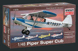 Minicraft Model Aircraft 1/48 Piper Super Cub Aircraft Kit