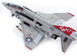 "Academy Aircraft 1/72 USMC F-4J ""VMFA-232 Red Devils"" Kit"