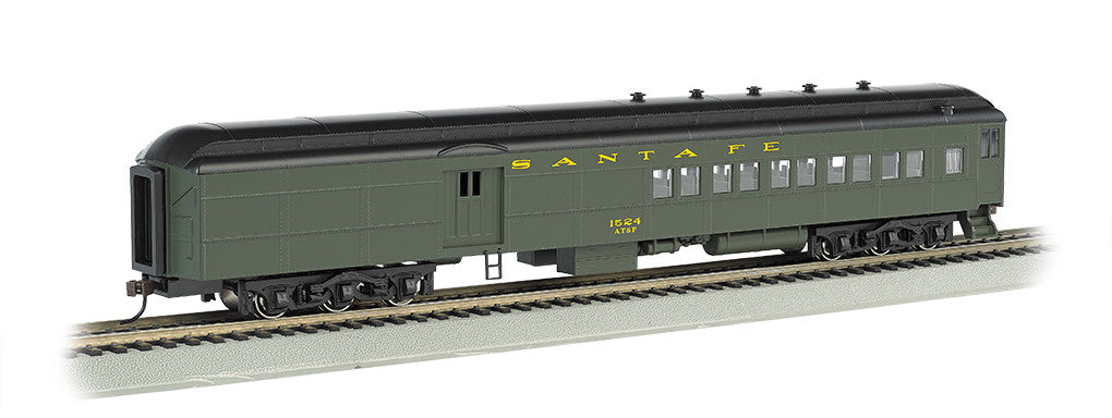 Bachmann HO 72' Heavyweight Observation, Baltimore & Ohio® #130