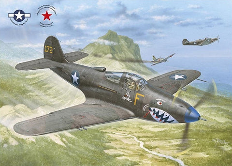 Special Hobby Aircraft 1/32 P400 Airacobra Fighter Kit