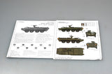 Trumpeter Military Models 1/35 M1126 Stryker Infantry Carrier Vehicle (ICV) Kit