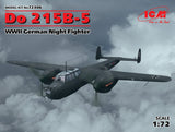 ICM Aircraft 1/72 WWII German Do215B5 Night Fighter Kit