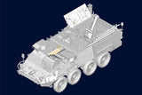 Trumpeter Military Models 1/35 M1129 Stryker Carrier Vehicle (MC-B)w/120mm Mortar Kit