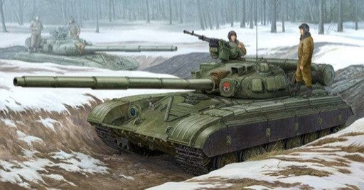 Trumpeter Military Models 1/35 Soviet T64B Mod 1975 Main Battle Tank Kit
