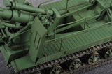 Trumpeter Military Models 1/35 Soviet S51 Tank w/Self-Propelled Gun Kit