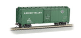 Bachmann HO 40' Box Car, Lehigh Valley
