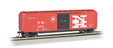 Bachmann HO 50' Plug Door Box, New Haven