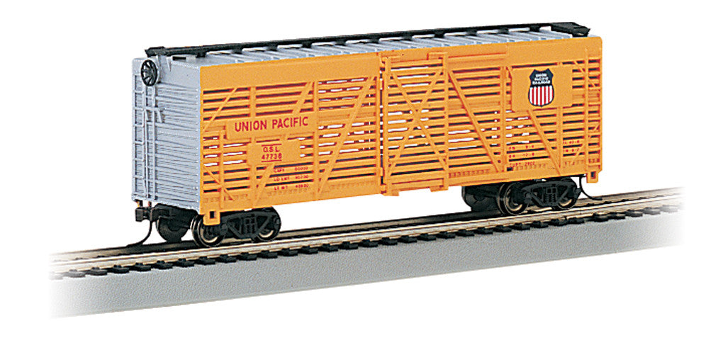 Bachmann HO 40' Stock Car, Union Pacific®