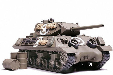 Tamiya Military 1/48 US M10 Mid Tank Destroyer Kit