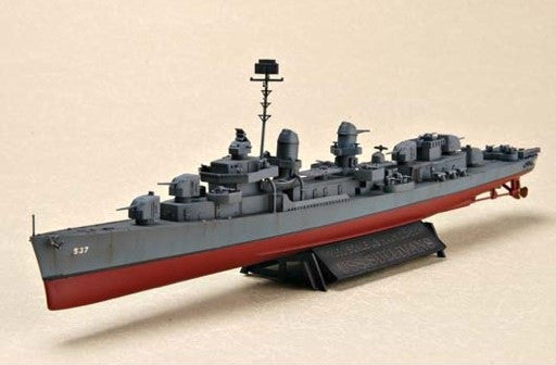 Trumpeter Ship Models 1/700 USS The Sullivans DD537 Destroyer Kit