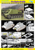 Dragon Military Models 1/35 PzKpfw II (SF) Tank w/5cm Pak 38 Gun Kit