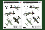 Hobby Boss Aircraft 1/48 Corsair MK.2 Kit