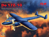ICM Aircraft 1/72 WWII German Do17Z10 Night Fighter Kit