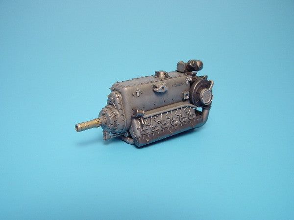 Aires Hobby Details 1/32 DB605A/B Engine (Resin)