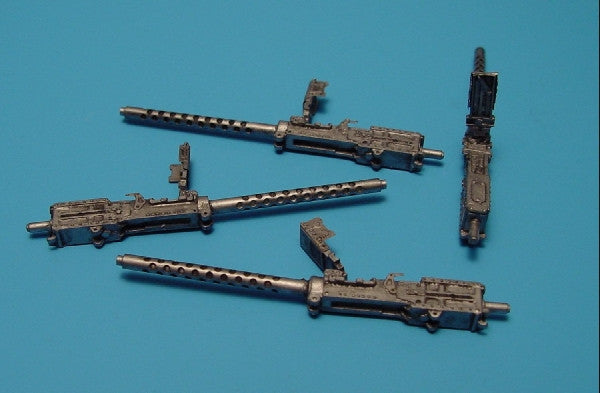 Aires Hobby Details 1/32 Browning M2 .50cal Wing Mounted MG Mechanic