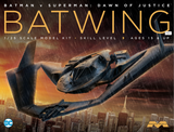 Moebius Sci-Fi 1/25 Batman va Superman Dawn of Justice: Batplane w/Interior Kit