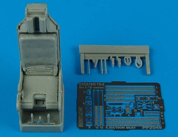Aires Hobby Details 1/32 ESCAPAC 1G2 Ejection Seat For A7D