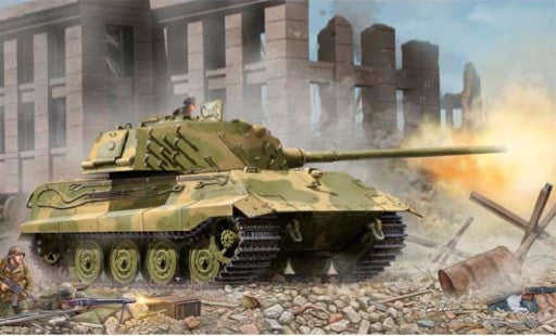 Trumpeter Military Models 1/35 German E75 Panther (75-100 Ton) Tank Kit