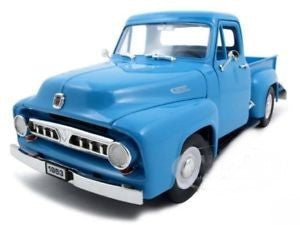 Road Legends 1/18 1953 Ford Pickup Truck (Blue)