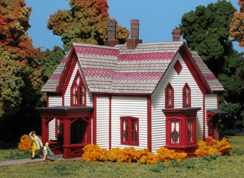 Monroe Models HO Ellie's House Kit