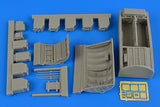 Aires Hobby Details 1/32 F104G/S Starfighter Electronics & Ammunition Bay For ITA
