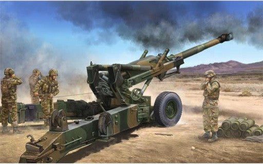 Trumpeter Military Models 1/35 M198 Medium Towed Howitzer Early Version Kit