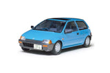Tamiya Model Cars 1/24 Honda City GG Car (Snap) Kit
