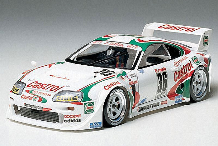 Tamiya Model Cars 1/24 Castrol Toyota Tom's Supra GT Car Kit