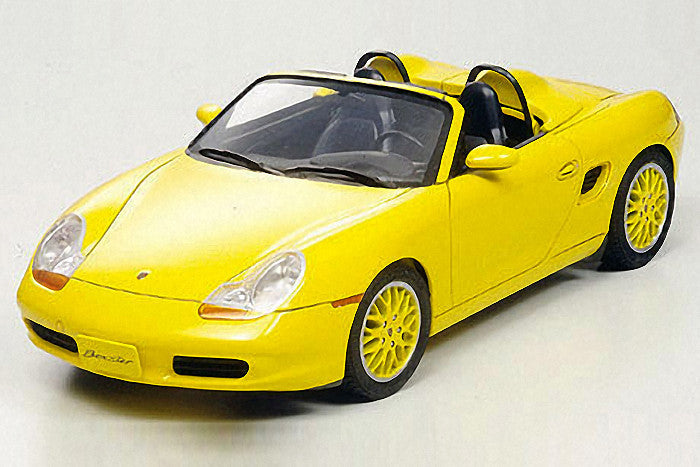 Tamiya Model Cars 1/24 2000 Porsche Boxster Special Edition Car Kit