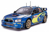 Tamiya Model Cars 1/24 Subaru Impreza WRC Monte Carlo 2005 Race Car Kit