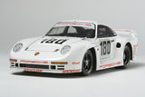 Tamiya Model Cars 1/24 1986 Porsche 961 LeMans 24-Hr Race Car Kit