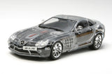 Tamiya Model Cars 1/24 Mercedes Benz SLR McLaren Car (Full View) Kit