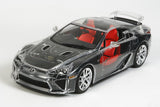 Tamiya Model Cars 1/24 Lexus LFA Car (Full View) Kit