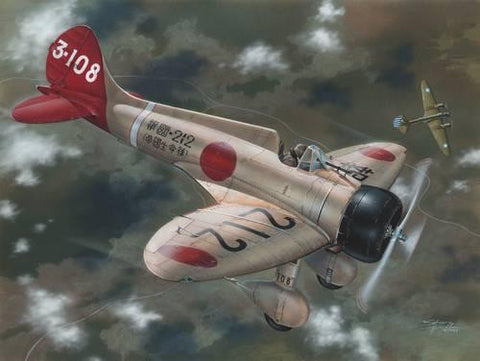 Special Hobby Aircraft 1/32 A5M2b Claude over China Fighter Kit