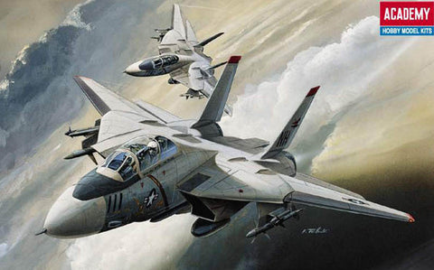 Academy Aircraft 1/144 F14 Tomcat Fighter Kit